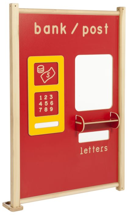 Role Play Bank/Post Office Panel