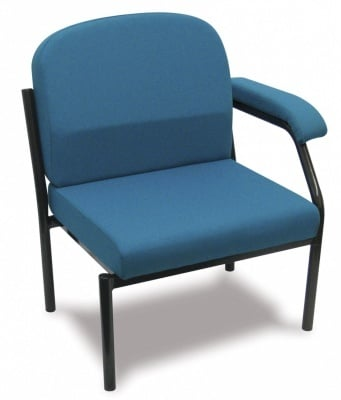 Samson Reception Chairs with a Single Arm