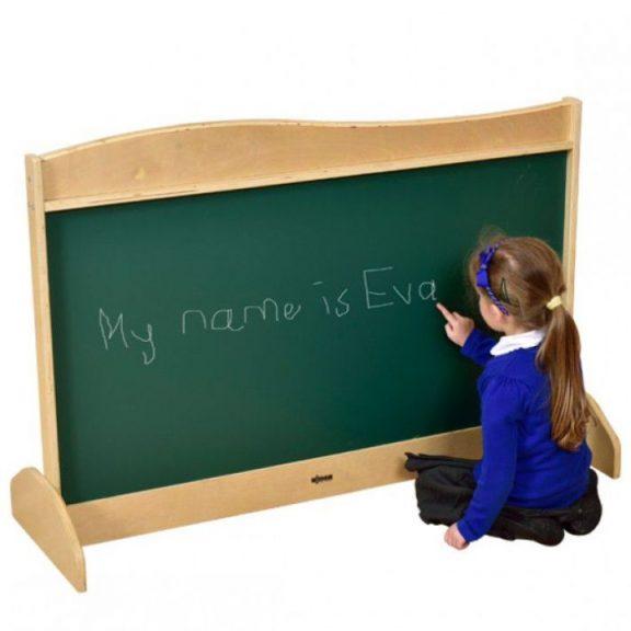 SB Room Divider Chalkboard