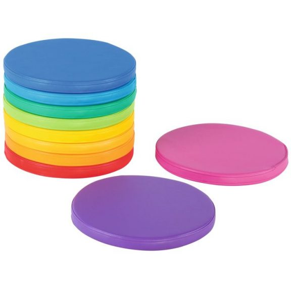 PS Coloured Seat Cushions