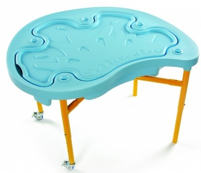SeaWeenies Play Tray