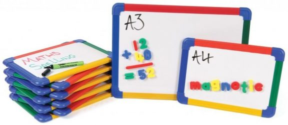 Show Me A3 Plain & Gridded Boards