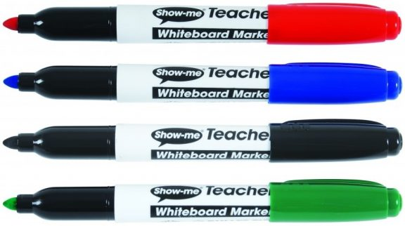 Show Me Assorted TEACHER Markers