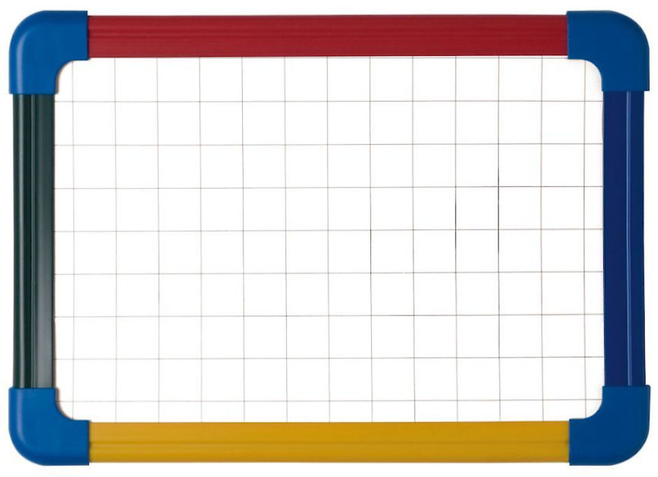 Show Me Double Sided Classroom Whiteboard