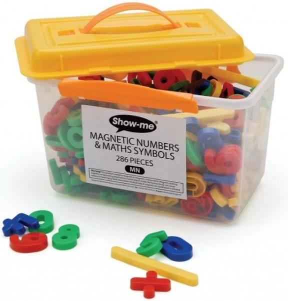 Show Me Numbers & Maths Symbols