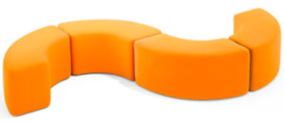 Slabrick Circular Bench