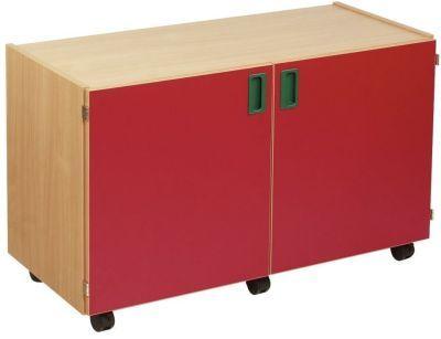Smartie 18 Mobile Classroom Cupboard
