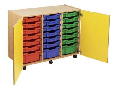 Smartie 24 Mobile Classroom Storage