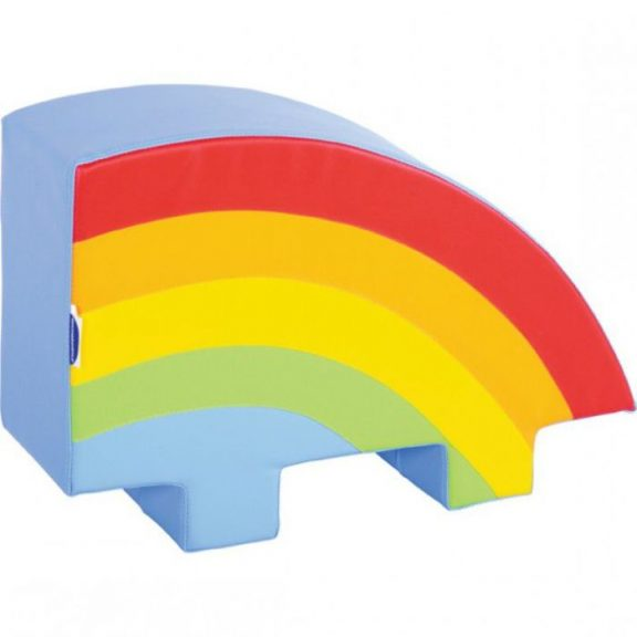 AM Soft Play Rainbow
