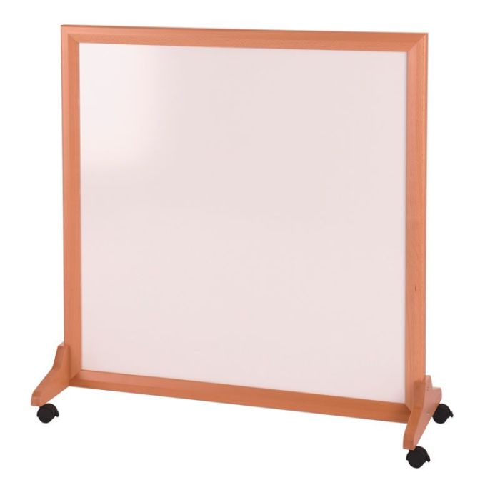 Heavy Duty Solid Wood Framed Mobile Whiteboards