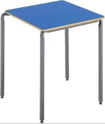 MS Crush Bent Square Classroom Table