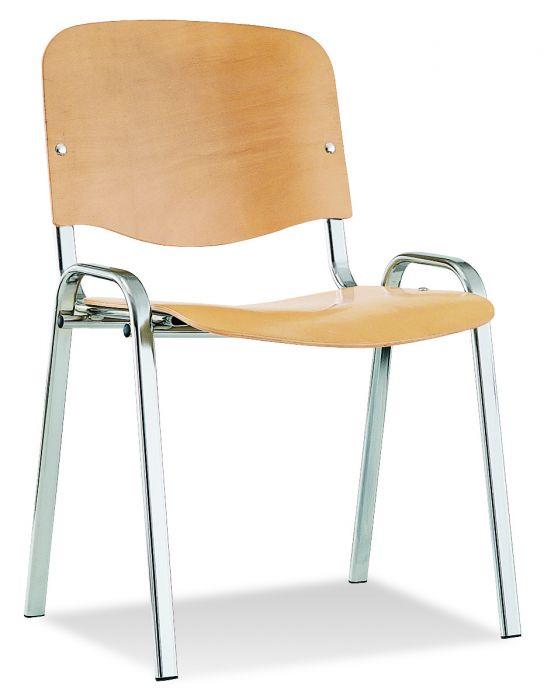 Stakka Wood School Chair