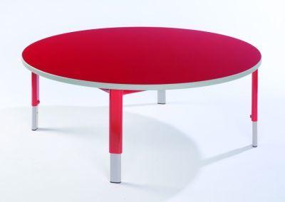 Start Right Height Adjustable Circular Tables
