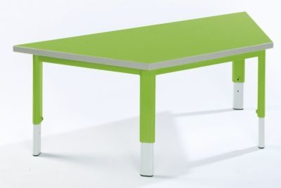 Start Right Height Adjustable Trapezoidal Tables