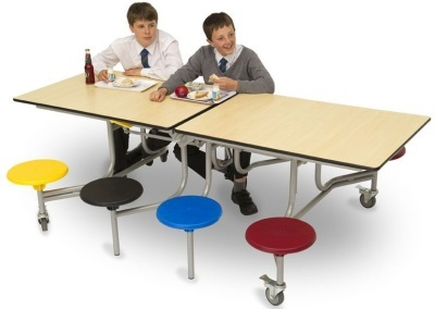 SW 8 Seater Folding Canteen Set