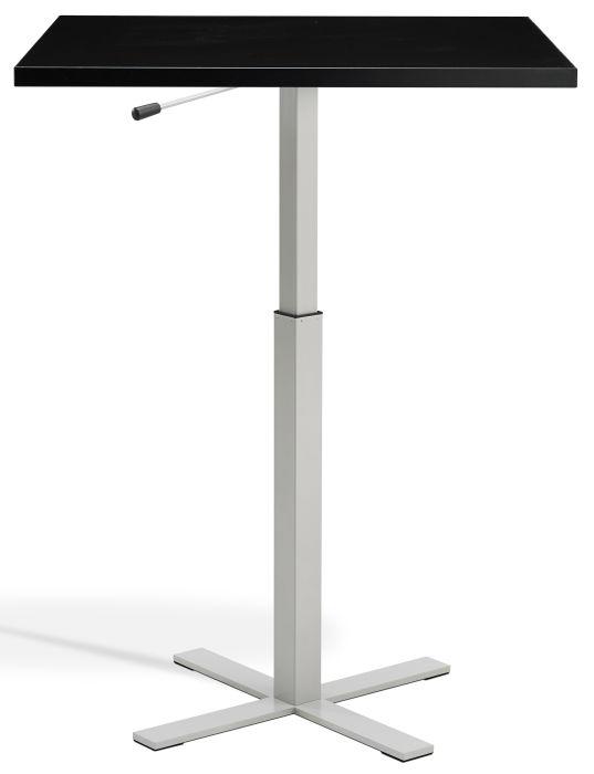 Swan Height Adjustable Pedestal Table