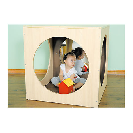 Toddler Cube Mirror Playspace