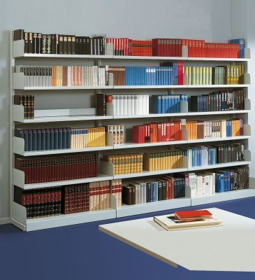 Universal Library Double Sided Shelving - Starter