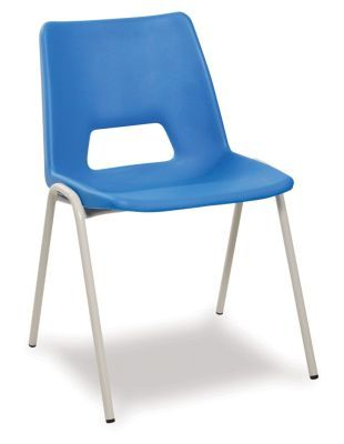 Budget Poly Classroom Chair