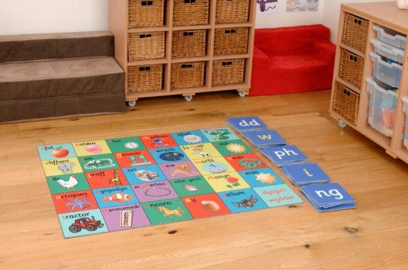 Welsh Alphabet Tiles