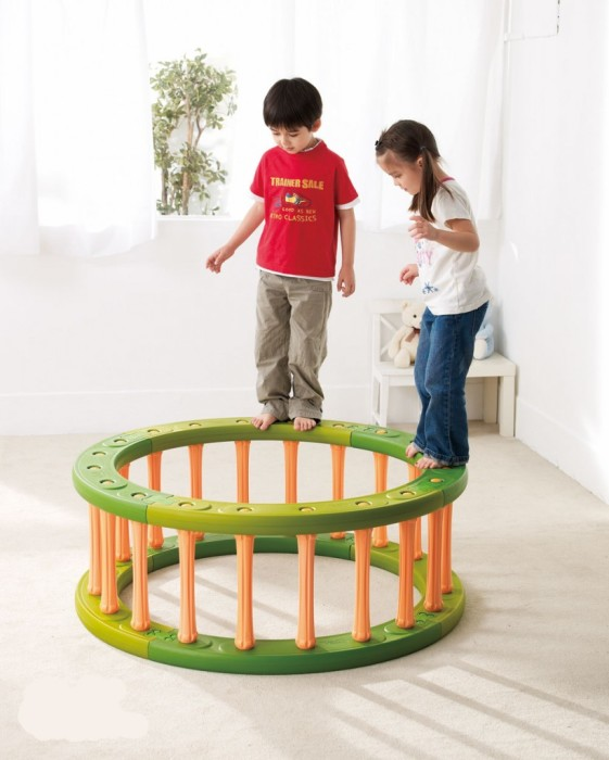 Weplay Balance Arch Set of 2 1/4 Circle