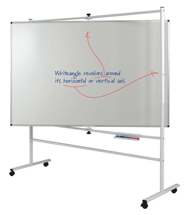 Writeangle Revolving Whiteboard